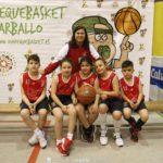 VII Día do Pequebasket 2019 en Carballo Mercedarias A Foto: Foto Regalo Sport www.fotoregalosport.com
